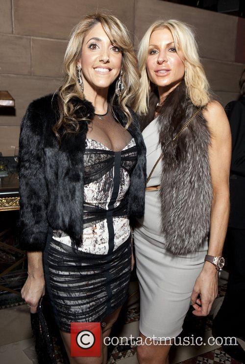Jillian Jacobson and Rena Gardner Seven Bar Foundation...