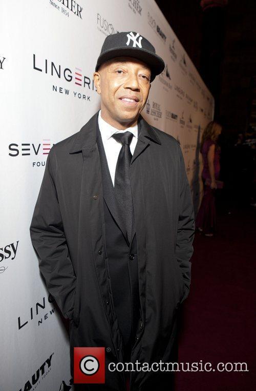 Russel Simmons Seven Bar Foundation host Lingerie New...