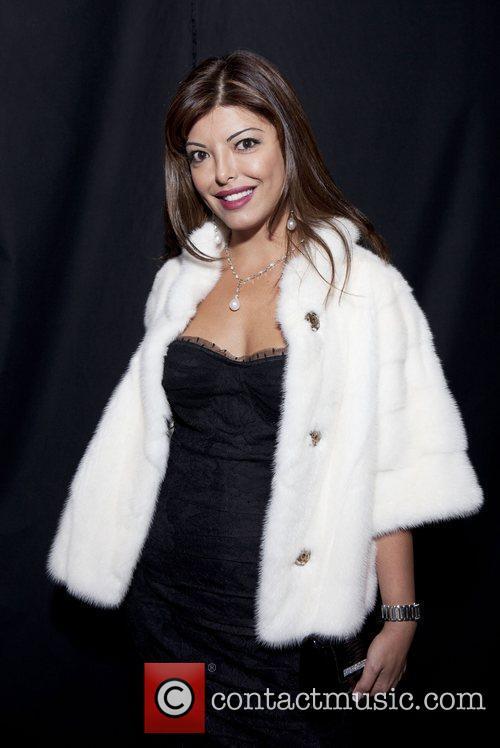Maya Stendhal Seven Bar Foundation host Lingerie New...