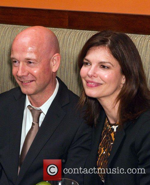 Graham Legatt and Jeanne Tripplehorn San Francisco Film...