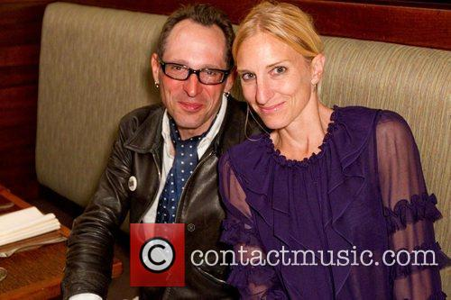 Hilary Morse and guest San Francisco Film Festival...