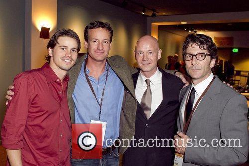 Jason Ritter, Todd Traina, Graham Leggat and Leland...