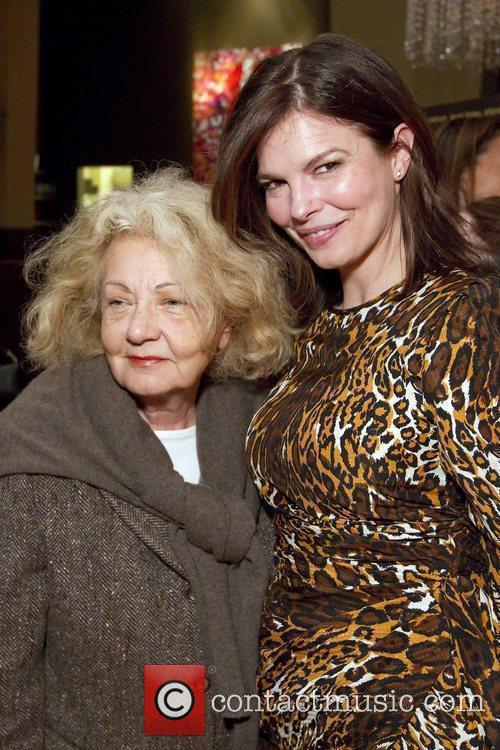 Jeanette Etheredge and Jeanne Tripplehorn San Francisco Film...
