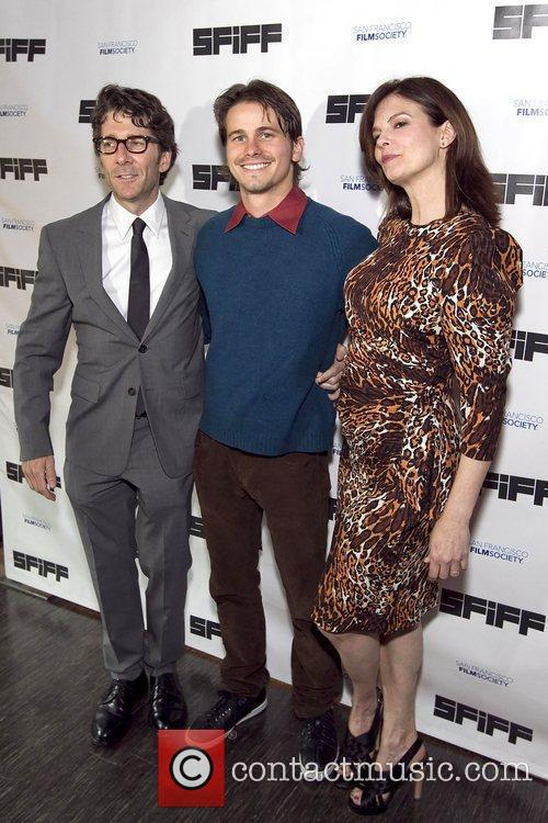 Leland Orser, Jason Ritter and Jeanne Tripplehorn San...