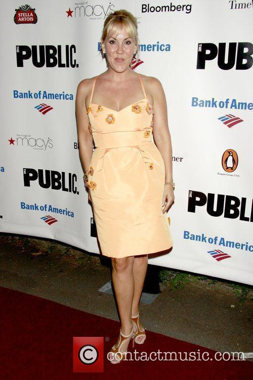Heather Randall The Public Theater's Annual Gala, featuring...
