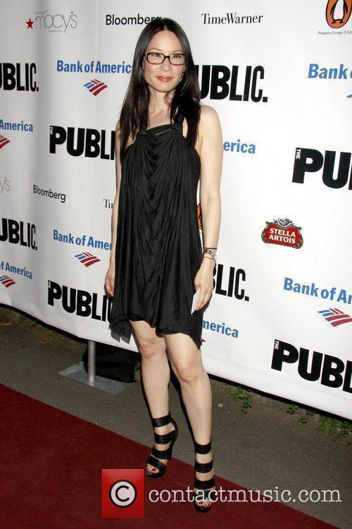 Lucy Liu The Public Theater's Annual Gala, featuring...