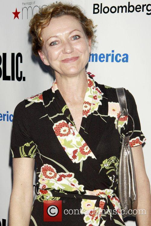 Julie White  The Public Theater's Annual Gala...