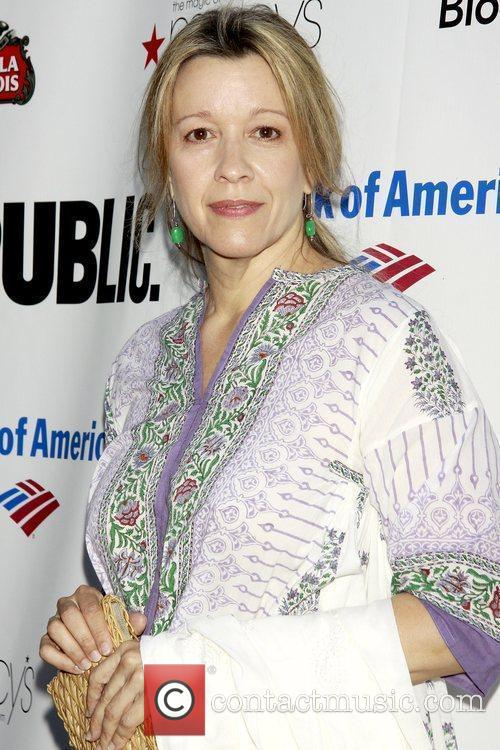 Linda Emond  The Public Theater's Annual Gala...