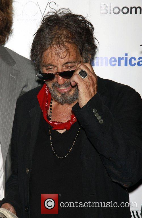 Al Pacino After party for the opening night...