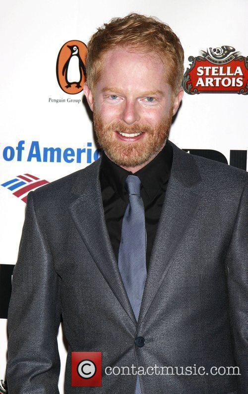 Jesse Tyler Ferguson After party for the opening...
