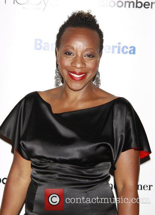 Marianne Jean-Baptiste After party for the opening night...