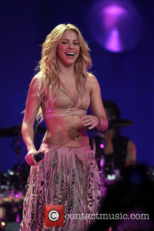 Shakira Picture Shakira At Madison Square Garden Tuesday 21st September 2010 22 Pictures