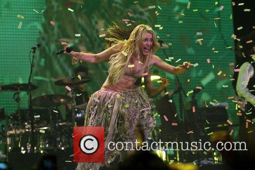 Picture Shakira At Madison Square Garden Photo 1155777