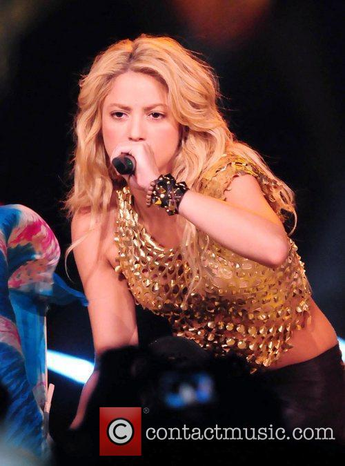 Shakira and Fort Lauderdale 4