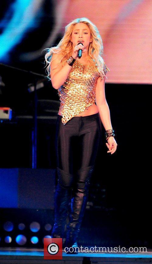 Shakira and Fort Lauderdale 6