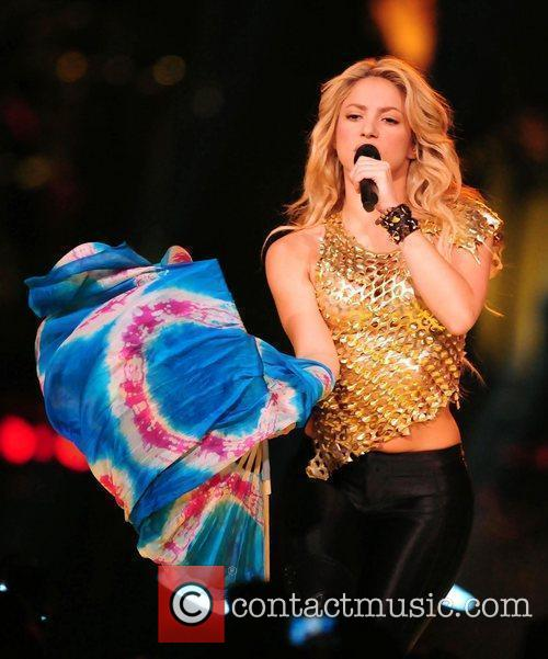 Shakira and Fort Lauderdale 8