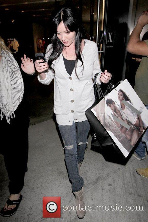 Shannen Doherty and Dancing With The Stars