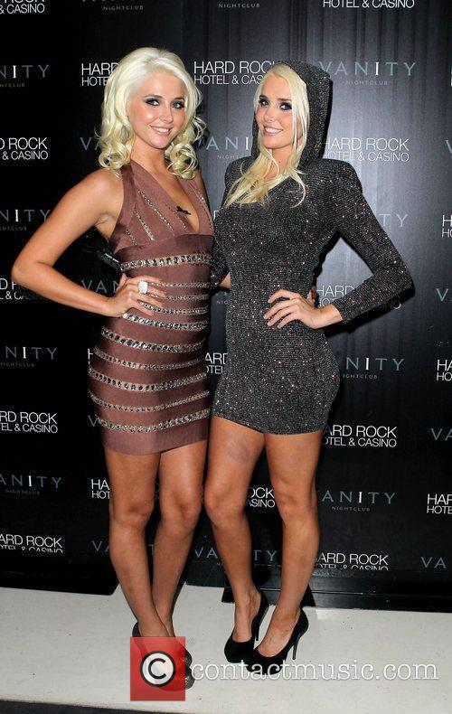Kristina Shannon and Karissa Shannon The Shannon twins...