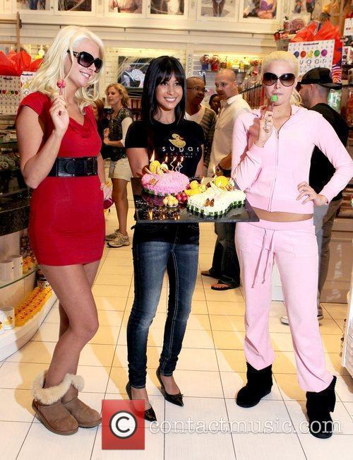 Karissa Shannon, Kristina Shannon and Las Vegas 8