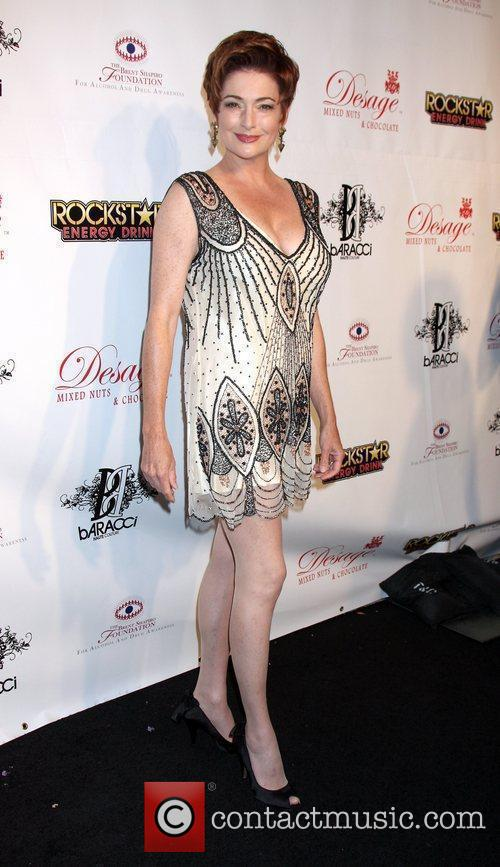 Carolyn Hennesy attends the Brent Shapiro Foundation Summer...