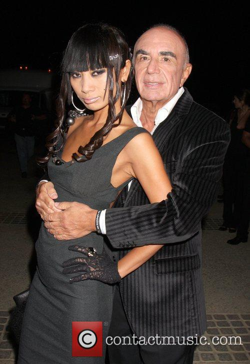 Bai Ling and Robert Shapiro  attends the...