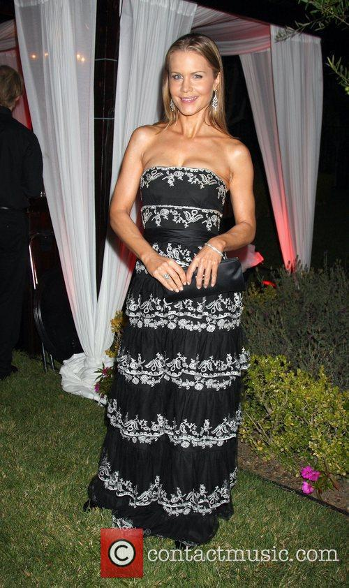 Josie Davis attends the Brent Shapiro Foundation Summer...