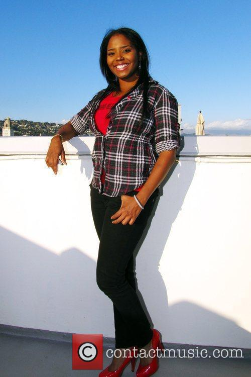 Shar Jackson seen at the 'Wow! Creations Lifestyle...