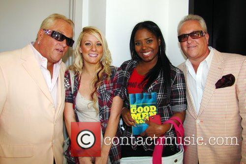 Shar Jackson and Guests seen at the 'Wow!...