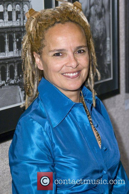Shari Belafonte's 'Italy' exhibition opening at Chair and...