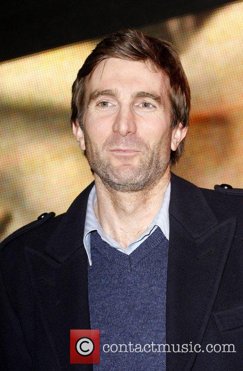 Sharlto Copley and A-team 8