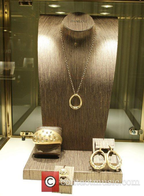 Sharon Stone launches her Damiani Collection which benefits...