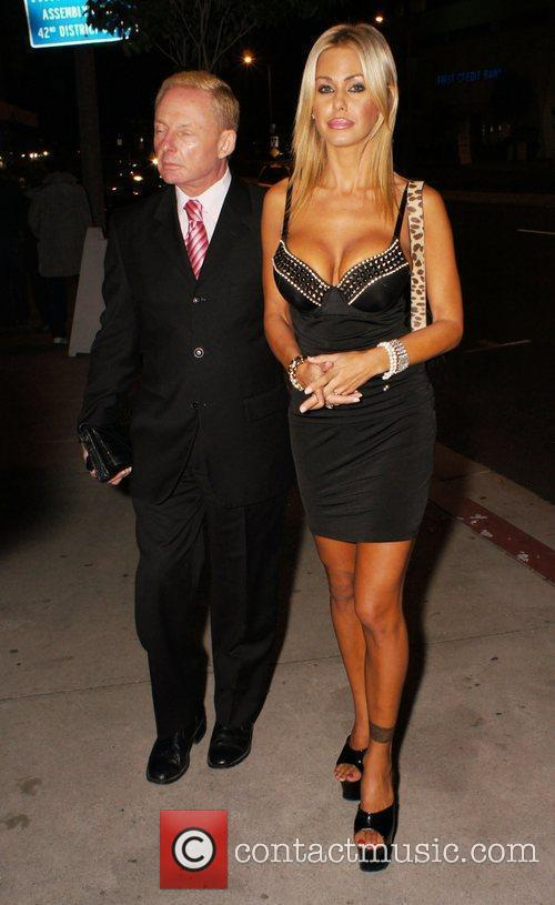 Having a night out in Beverly Hills together