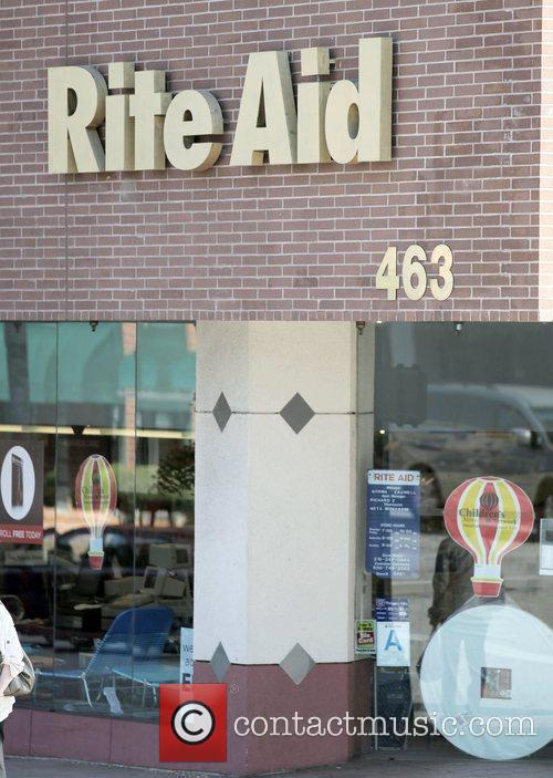 Rite Aid Pharmacy store front