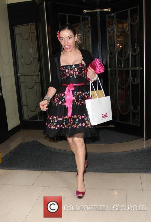 SHE Inspiring Women Awards held at Claridges -...
