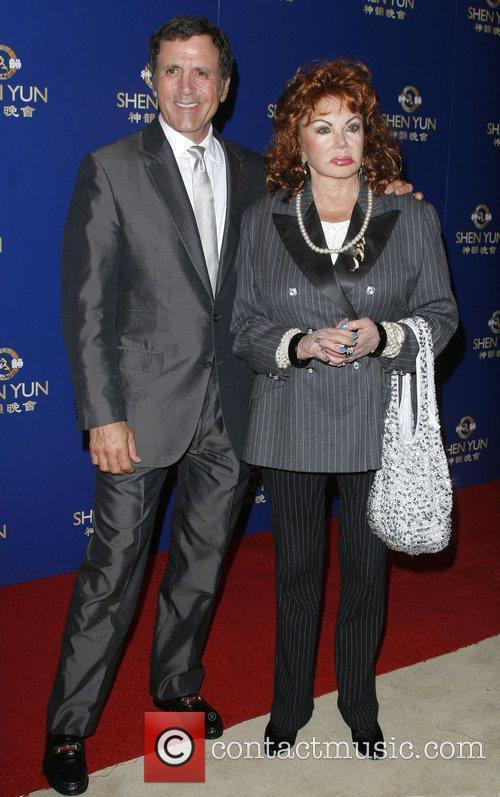 Frank Stallone With His Mother Jackie Stallone 5