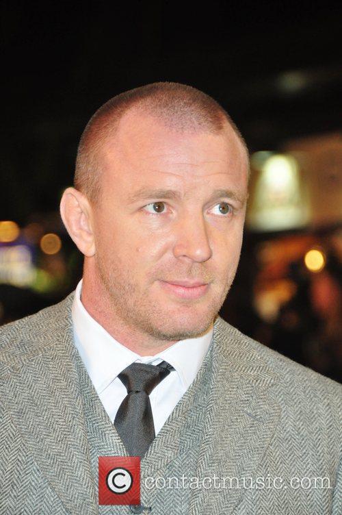 Guy Richie Sherlock Holmes - UK film premiere...