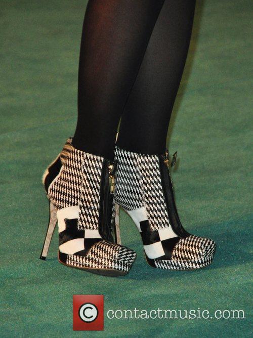 Gwen Stefani's shoes Sherlock Holmes - UK film...