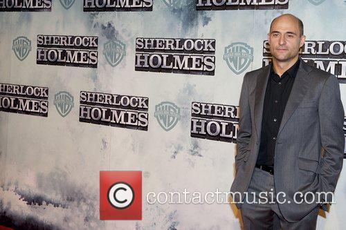 Premiere of 'Sherlock Holmes' at Kinepolis cinema