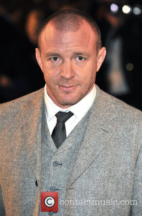 Guy Ritchie Sherlock Holmes - UK film premiere...