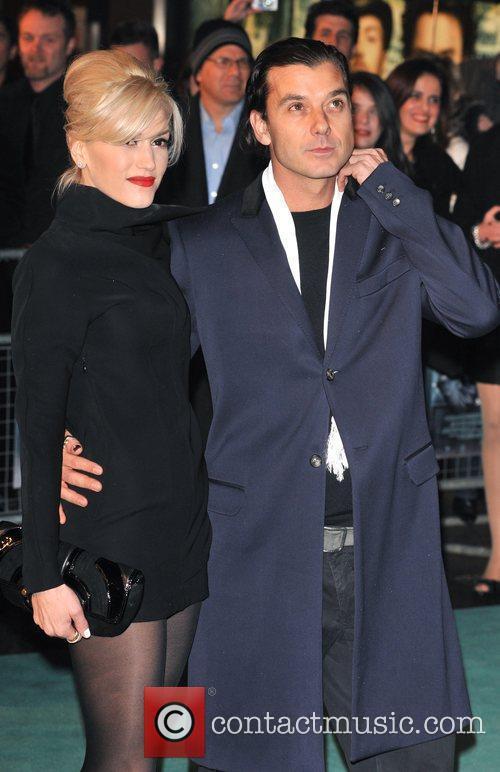 Gwen Stefani and Gavin Rossdale Sherlock Holmes -...