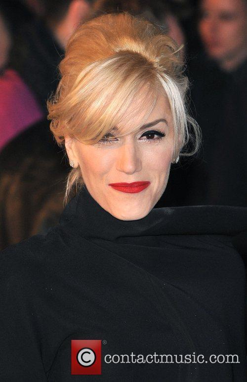 Gwen Stefani Sherlock Holmes - UK film premiere...