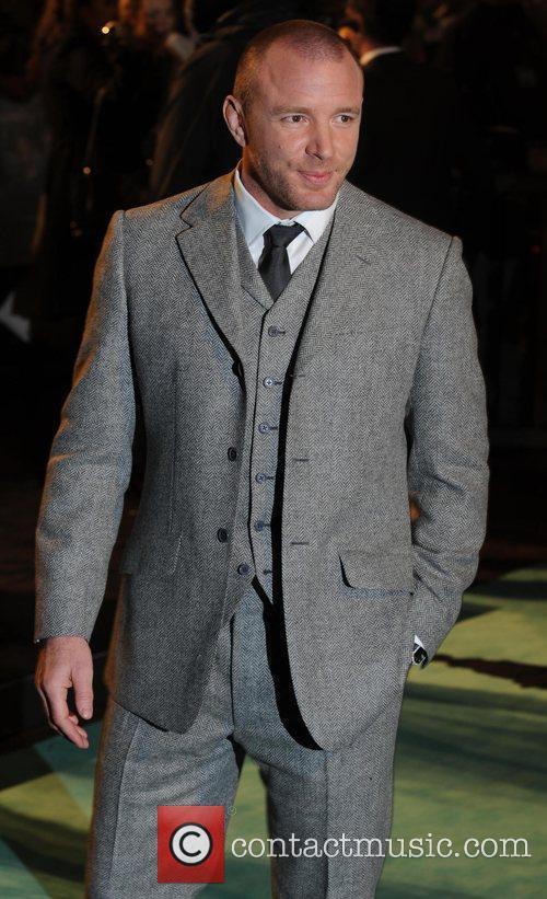 Sherlock Holmes - UK film premiere held at...