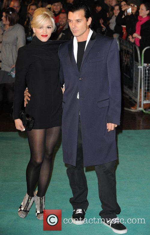 Gwen Stefanie and Gavin Rossdale Sherlock Holmes -...