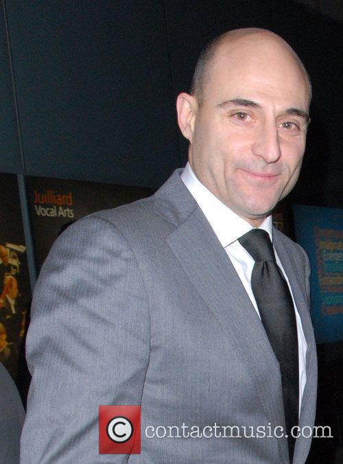 Mark Strong New York premiere of 'Sherlock Holmes'...