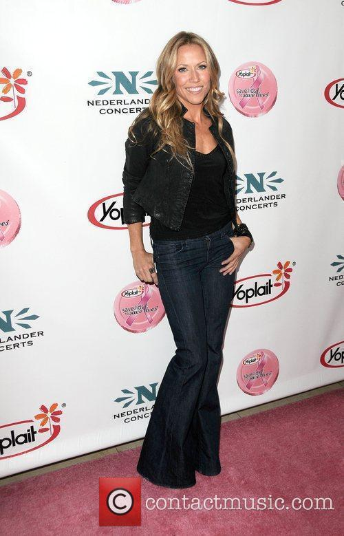 Sheryl Crow Breast Cancer Awareness benefit concert at...