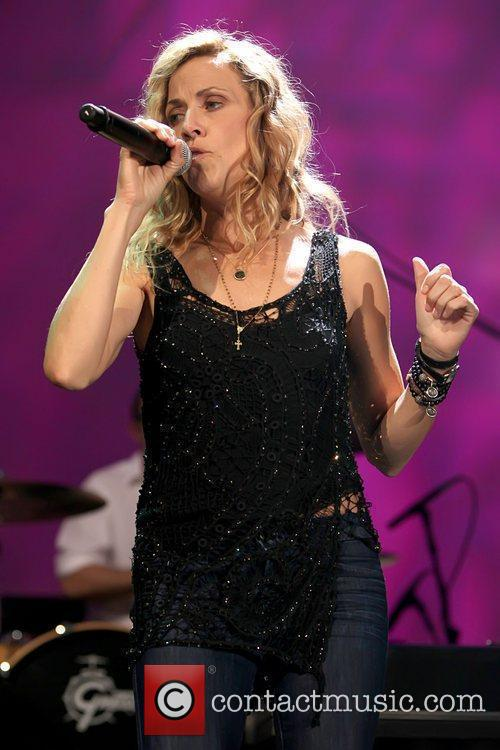 Sheryl Crow performs at the 13th Annual Collaborating...