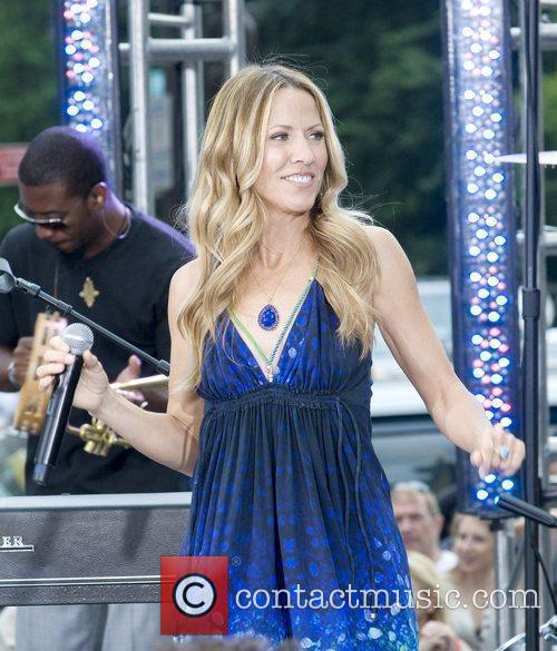 Sheryl Crow and Cbs 6