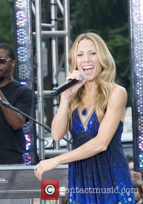Sheryl Crow and Cbs 9