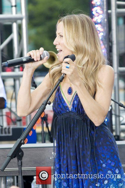 Sheryl Crow and Cbs 11