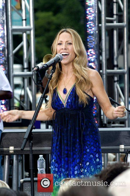 Sheryl Crow and CBS 26